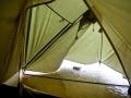 problemy z namiotemm